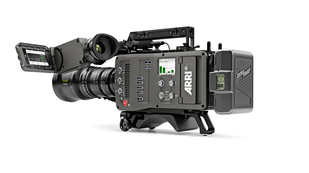 Arri Camera Demo – 2016 | Athens International Film + Video Festival