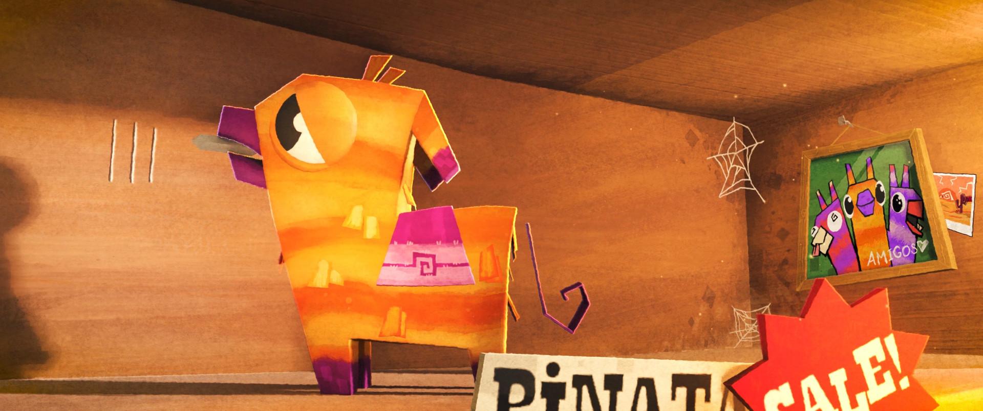 A Piñata's Life