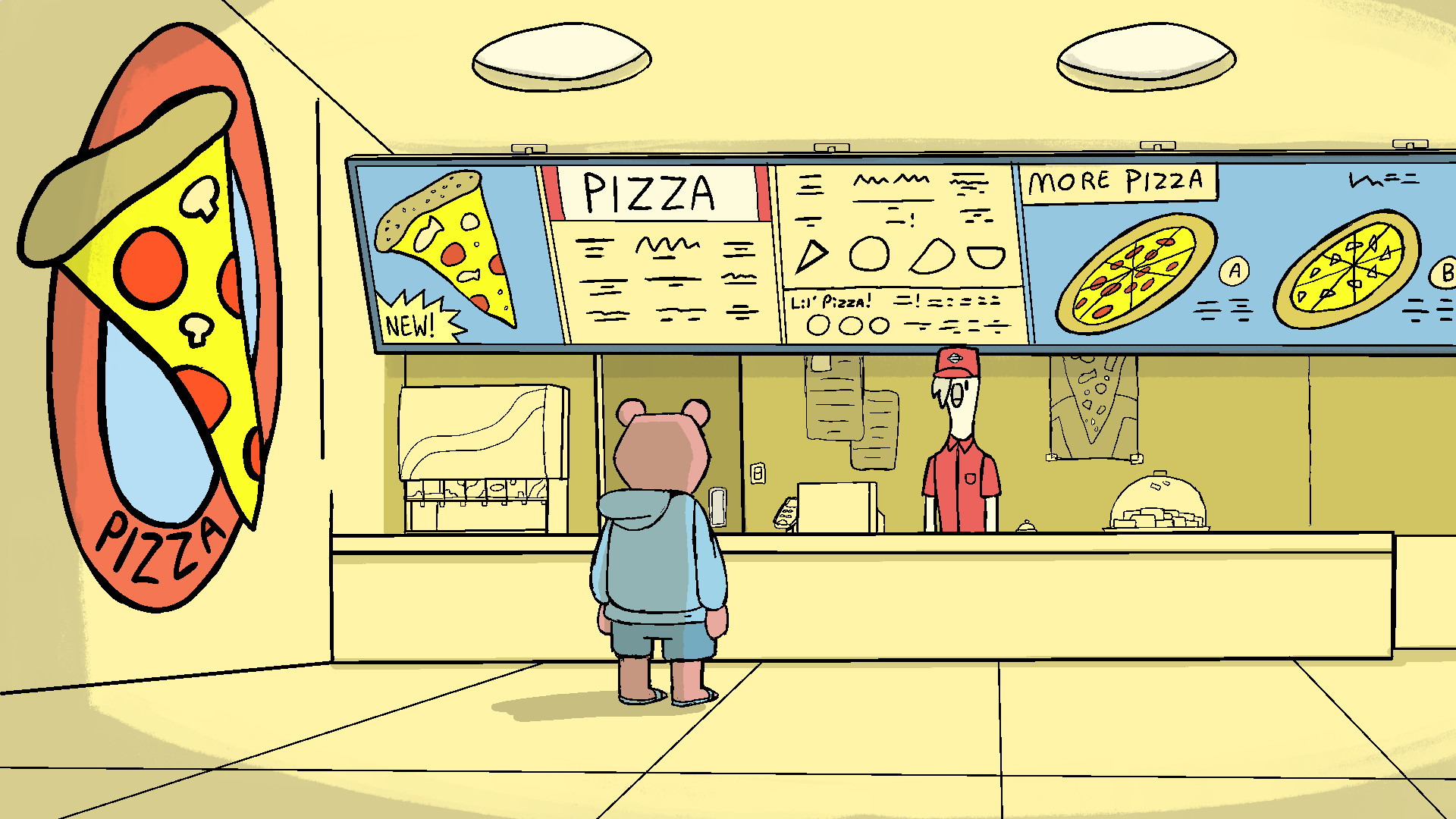 Everything Pizza
